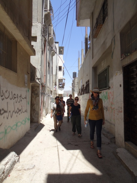 Balata Refugee Camp, Nablus
