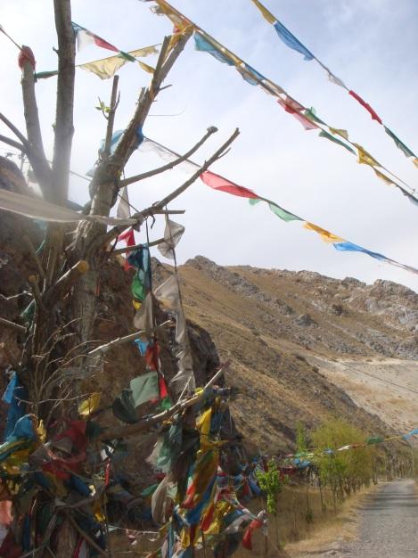 Entering Tibet